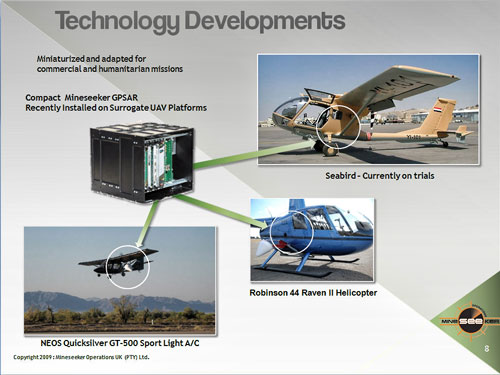 SeekerTec technology advancements
